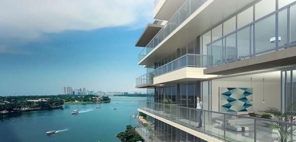Bijou Bay Harbor Balcony