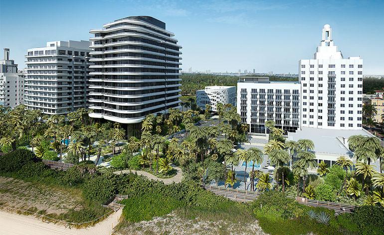 Collins Ave Collins Ave Faena District Miami Beach Fl