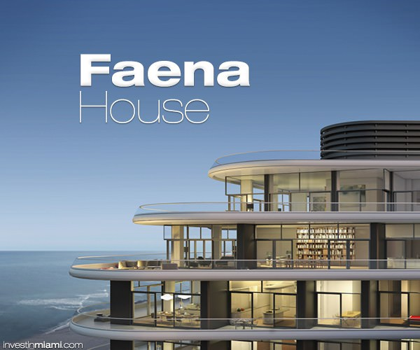 Faena district miami beach real estate for Ad house