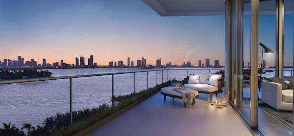 Alton Bay Miami Beach Balcony