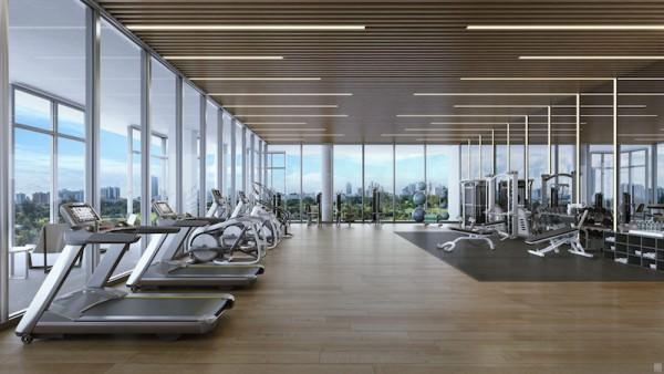 Alton Bay Miami Beach Gym