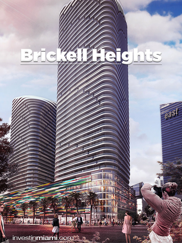 Brickell Heights Miami Building