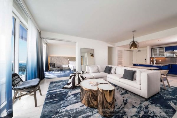 W Fort Lauderdale Living 3