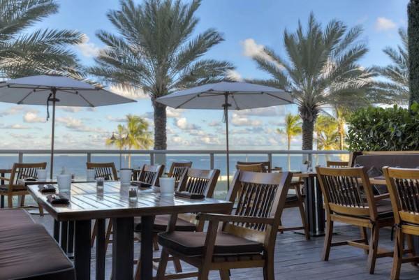 W Fort Lauderdale Restaurant 2
