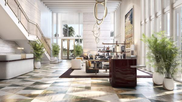 Four Seasons Fort Lauderdale Lobby 2