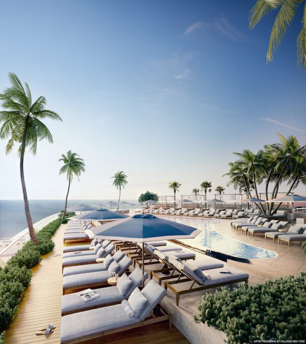 Four Seasons Fort Lauderdale Pool 3