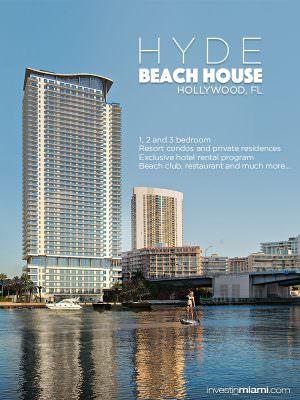 Hyde Beach House Building Ad