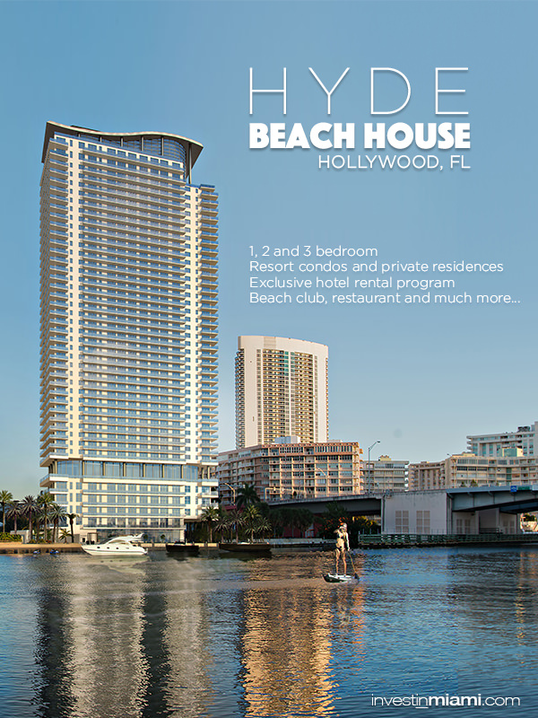 Hyde Beach House Building Ad