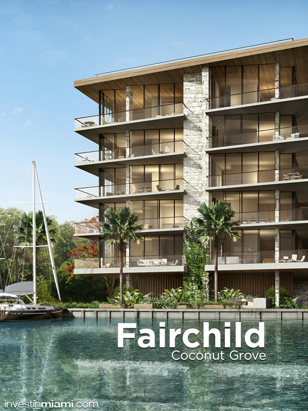 Fairchild Coconut Grove Condos for Sale