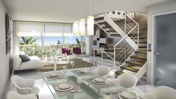 palm-villas-bay-harbor-dining-and-living-room