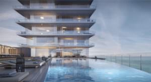 Aston Martin Residences pool 2