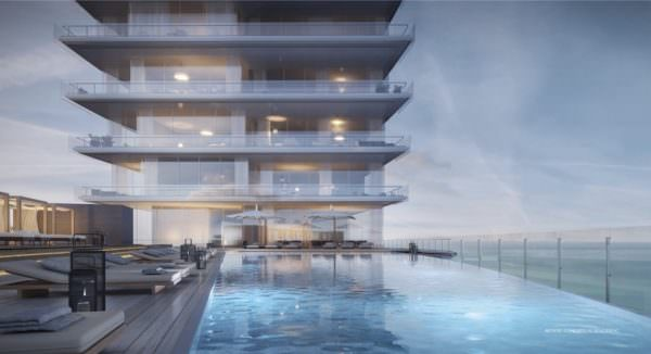 Aston Martin Residences penthouse levels