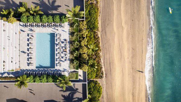 2000 Ocean Aerial Pool and Ocean