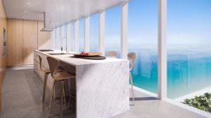 2000 Ocean Kitchen Light