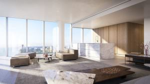 2000 Ocean Penthouse Kitchen