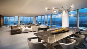 2000 Ocean Living Room