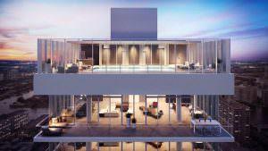 2000 Ocean 2 level Penthouse