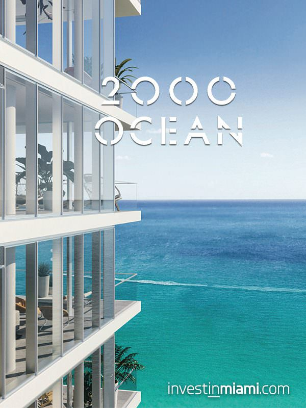 2000 Ocean Residences for sale