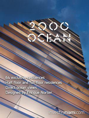 2000 Ocean by Enrique Norten