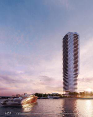 Una Residences Miami Brickell