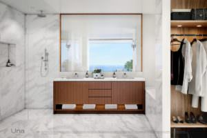 Una Maimi Residences Bathroom
