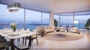 Una Miami Residences Interior