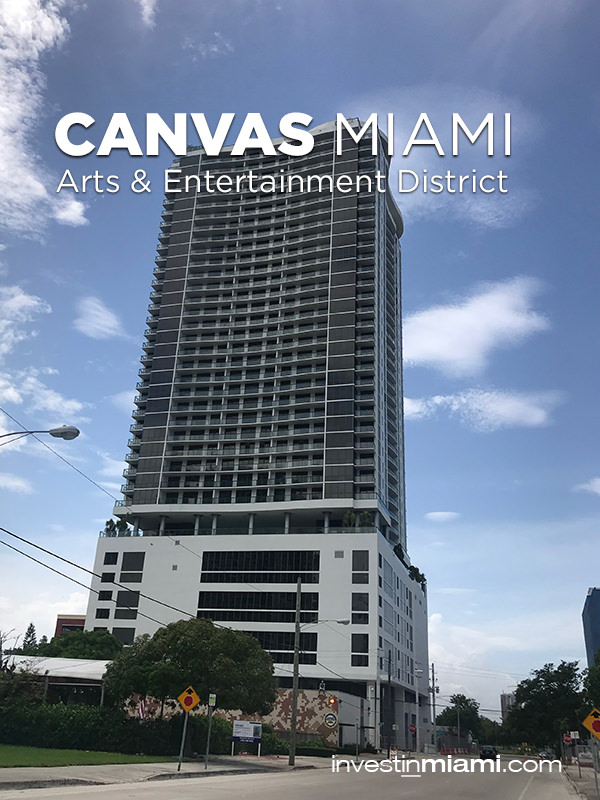 Canvas Miami Building