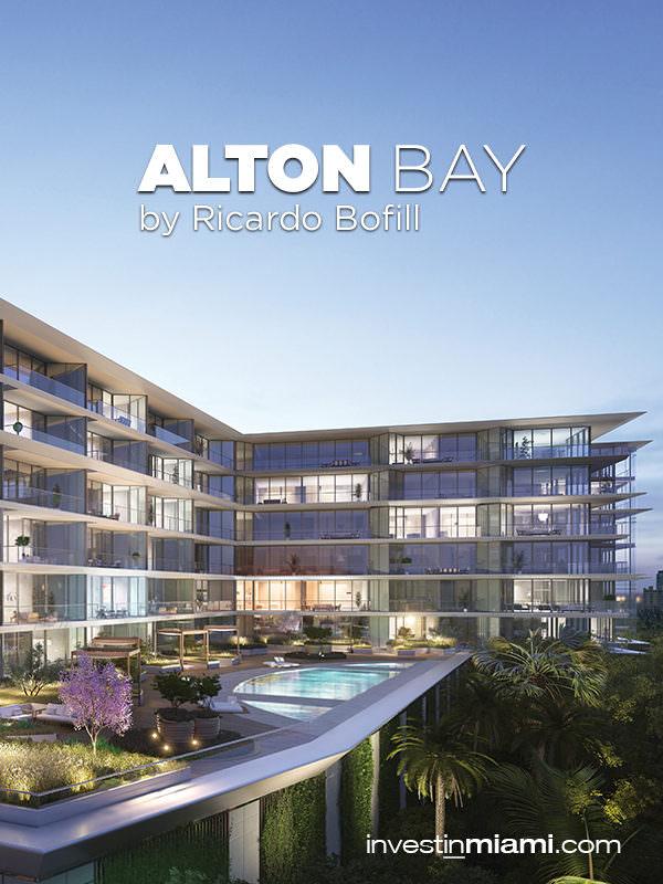 Alton Bay by Ricardo Bofill