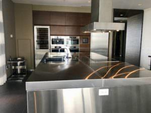 Apogee Miami Beach Custom Kitchen