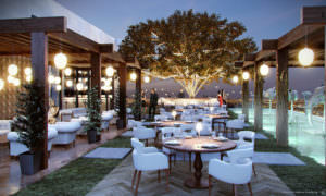 Canvas Miami Rooftop Restaurant