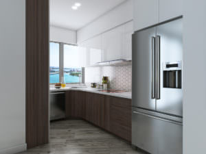 Waverly Miami Beach Kitchen