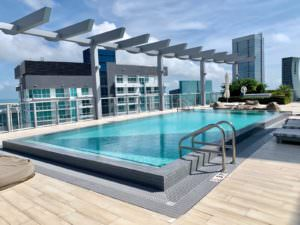 1100 Millecento Rooftop Pool