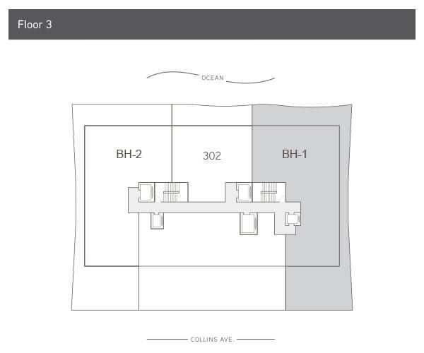 57 Ocean Level 3 Floor Plan