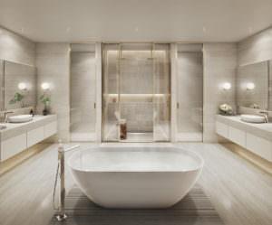 57 Ocean Miami Beach Master Bath