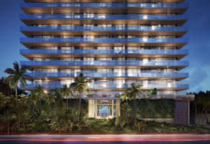 57 Ocean Miami Beach Porte Cochere