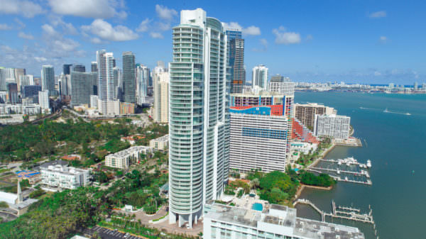 Santa Maria Brickell North View
