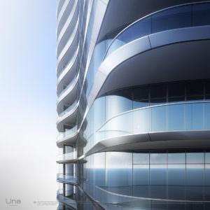Una Residences Building Design
