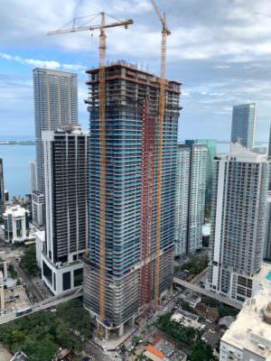Brickell Flatiron Construction Progress 12-15-2018