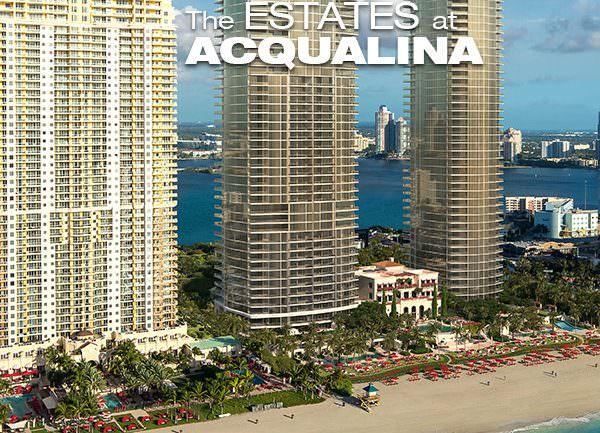 Estates Acqualina Condos for sale