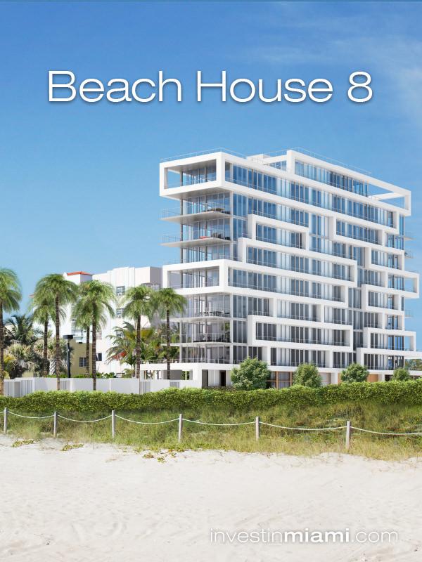 Beach House 8 Residences