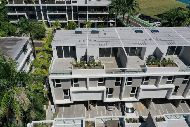 Palm Villas Rooftop 1