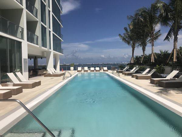 Biscayne Beach 6th floor Pool