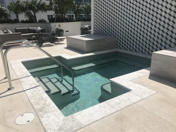Biscayne Beach 6th floor SPA