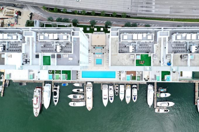 400 Sunny Isles Top view PH rooftops