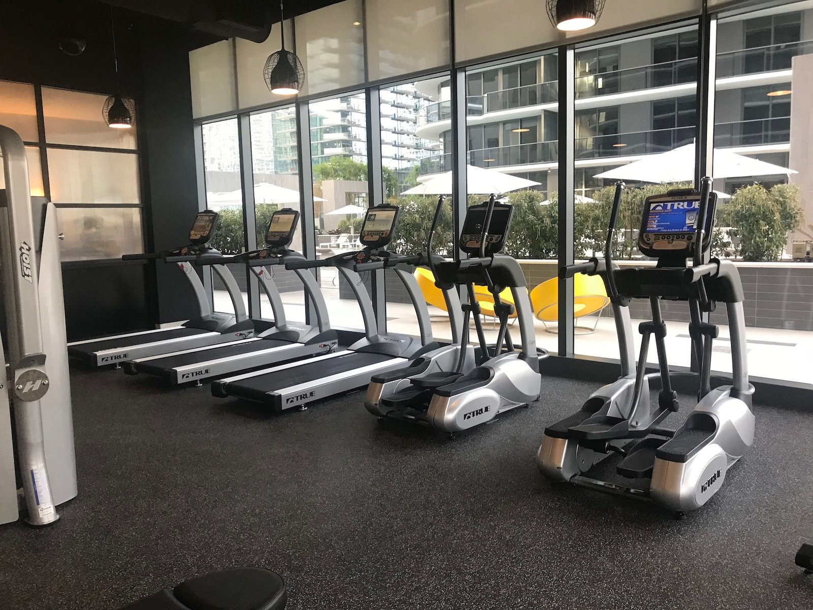Brickell Heights Gym