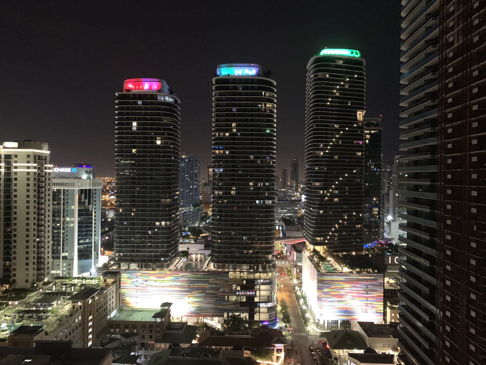 Brickell Heights Night