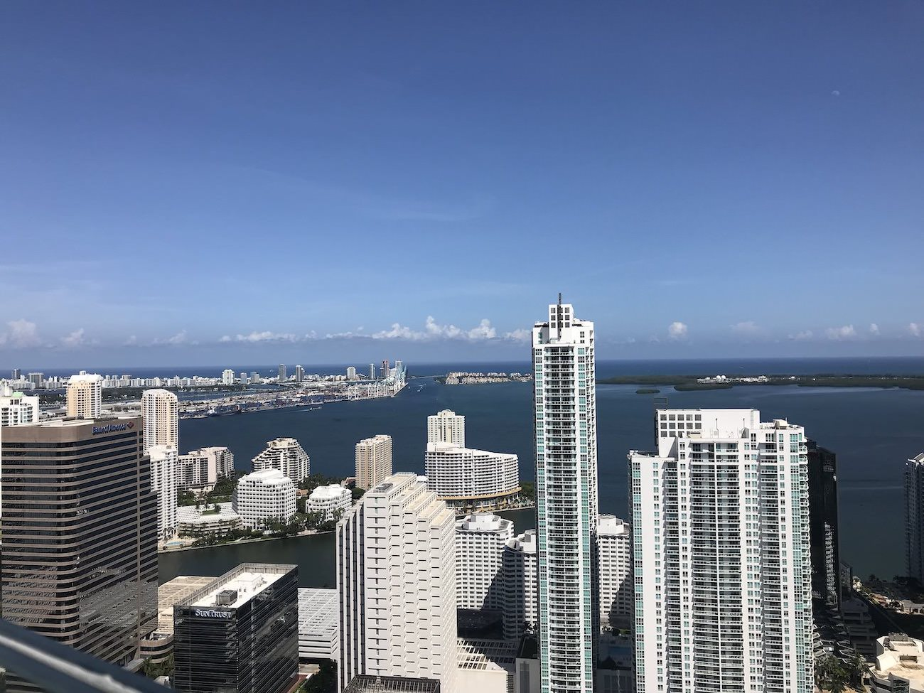 Brickell Heights North View