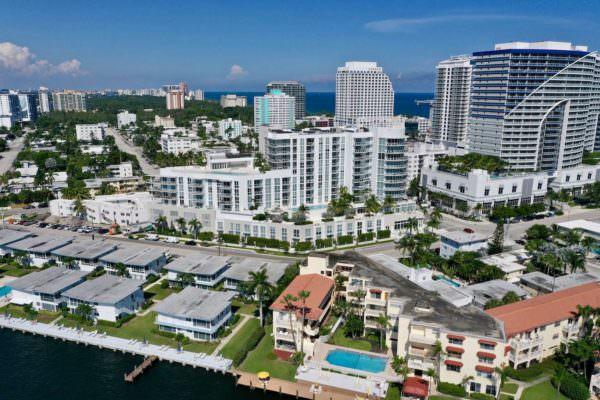 Gale Fort Lauderdale Aerial 1