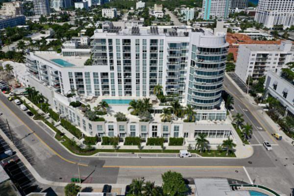 Gale Fort Lauderdale Aerial 2