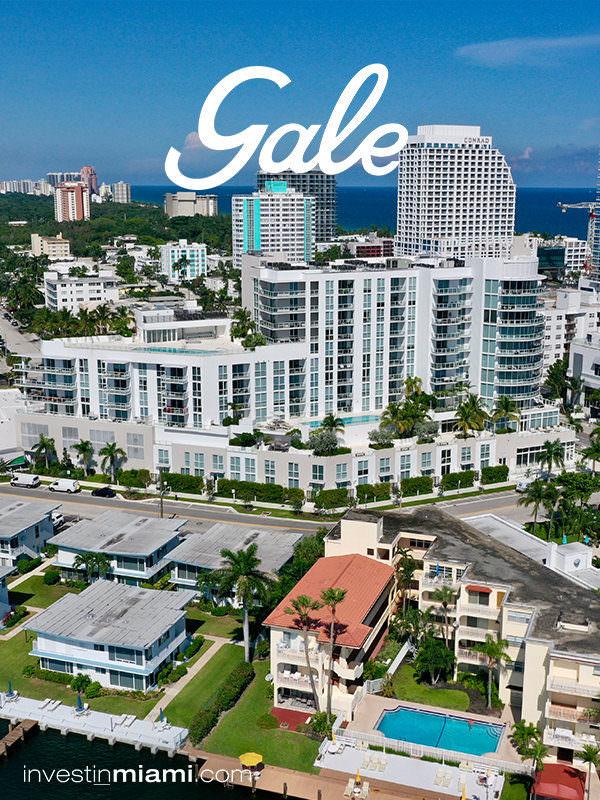 Gale Fort Lauderdale Portrait Ad